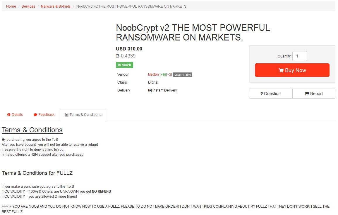 Noobcrypt buy darknet marketplace