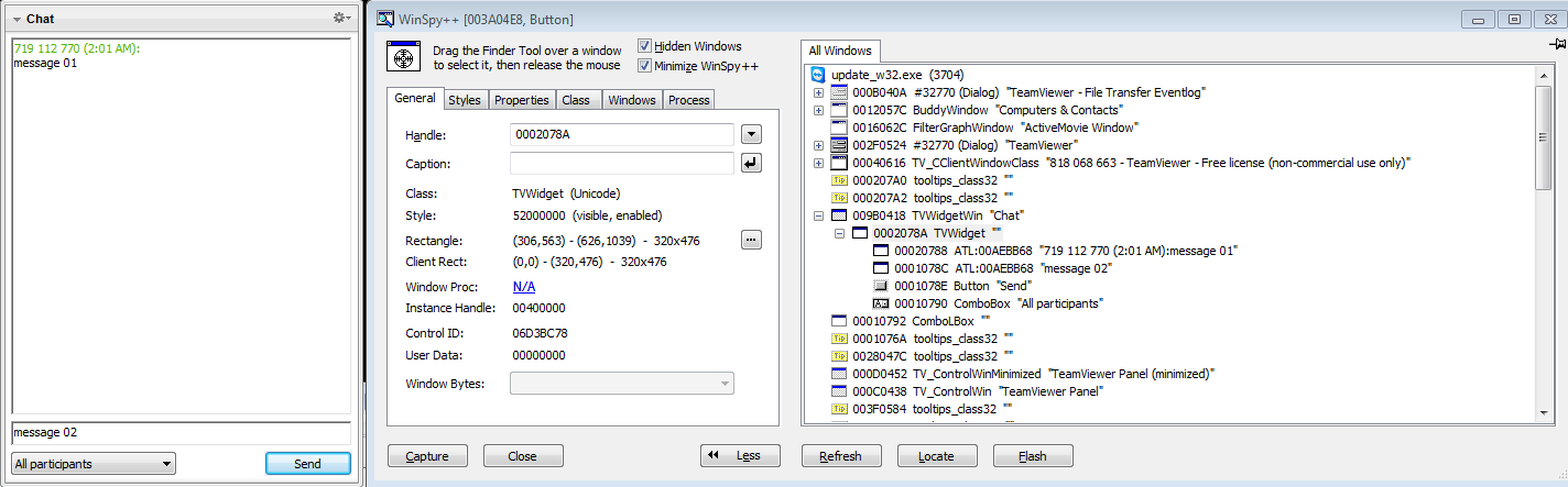 A deeper look into malware abusing TeamViewer