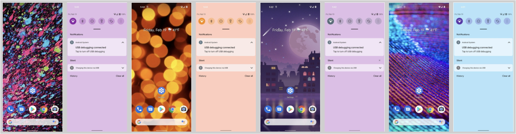 Android-12-Theming-System
