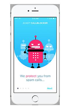 Call Blocker blocks spam calls on iOS