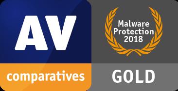 av-comparatives-malware-protection-2018-gold-award