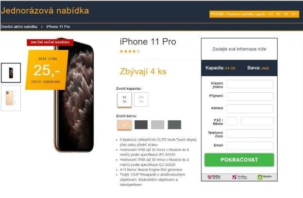 iphone-scam-nabidka