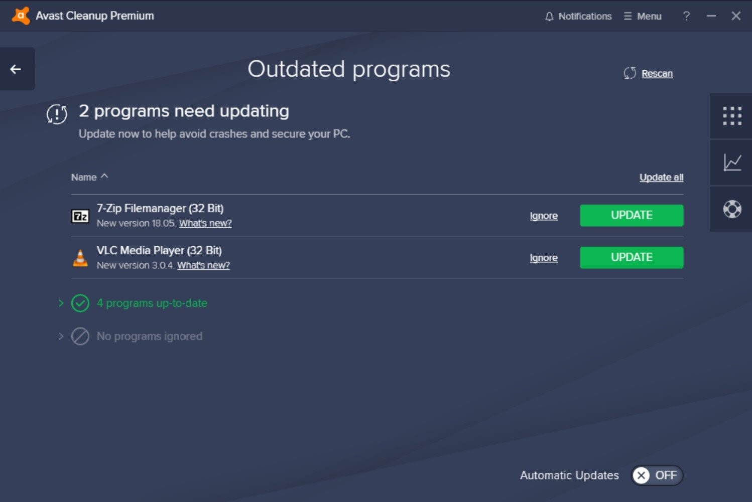 outdated-programs-software-updater