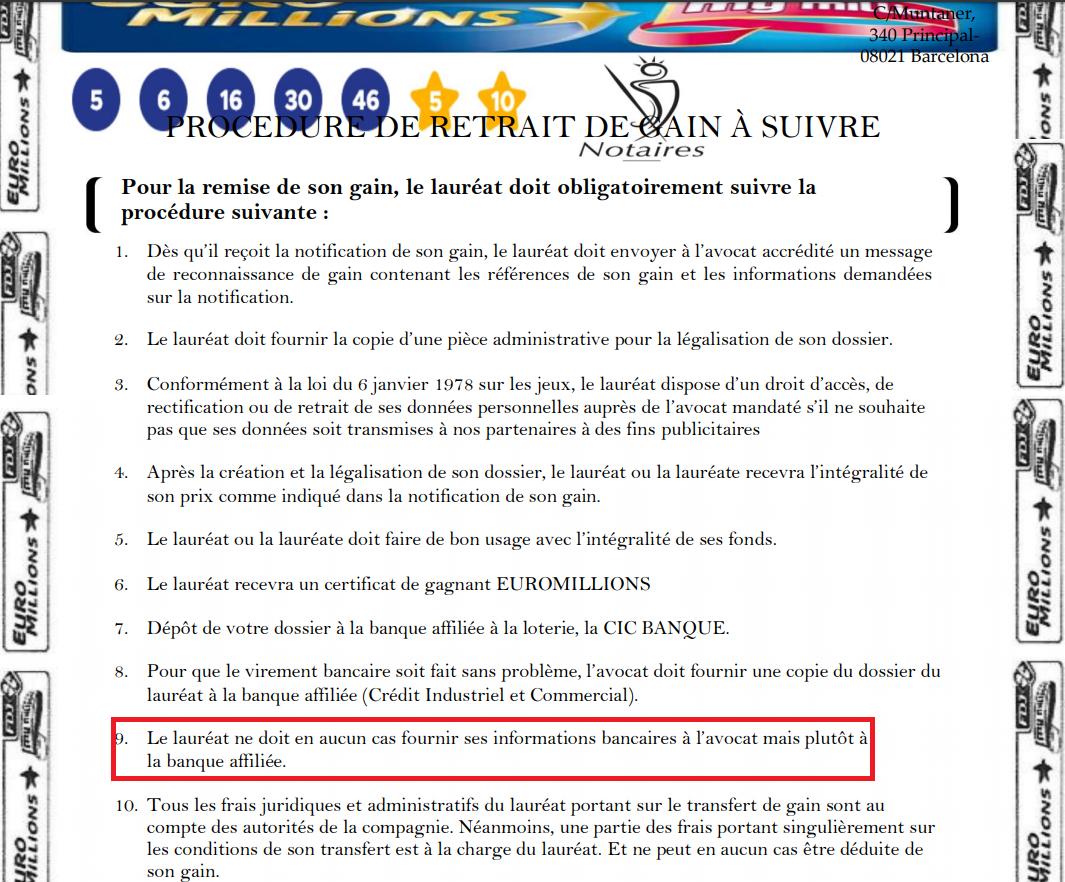 procedures-euromillions