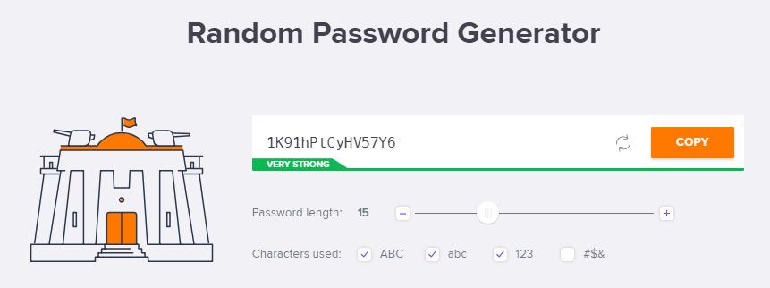 random-password-generator