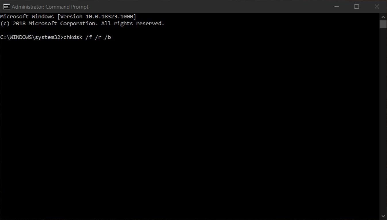 scan-hard-disk-for-errors