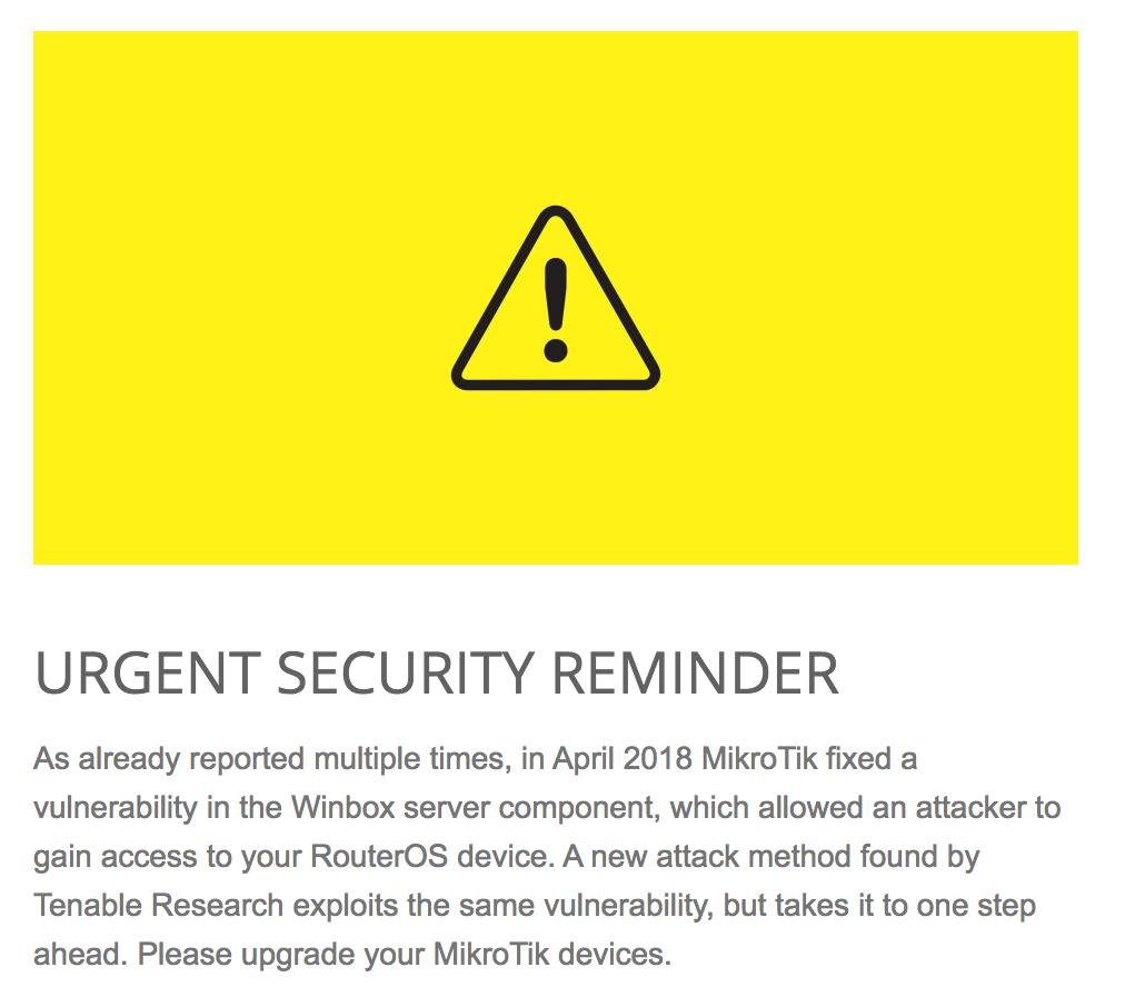 security-reminder-warning-screen