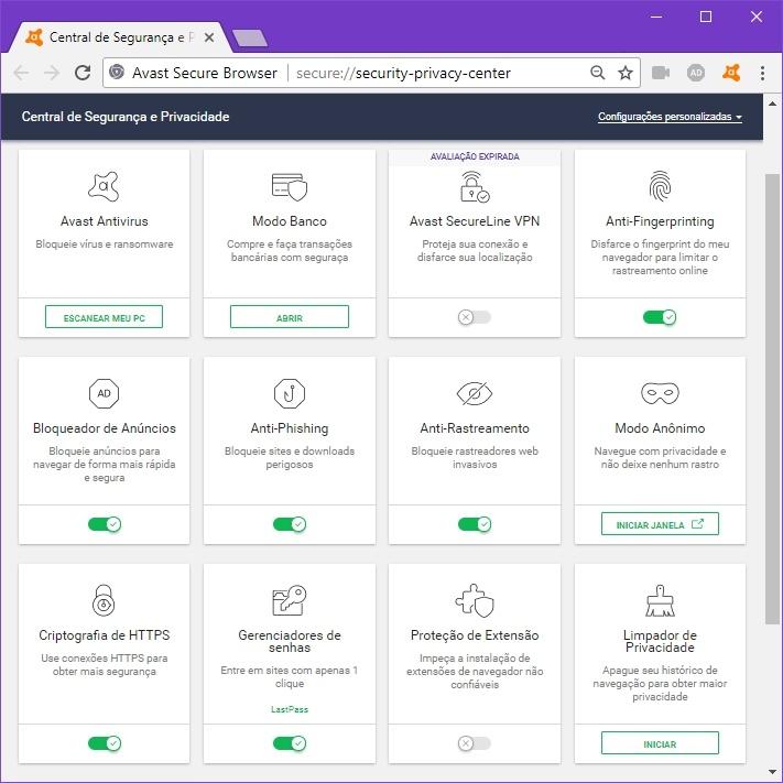 Avast_Secure_Browser_Central_de_Segurança_e_Privacidade