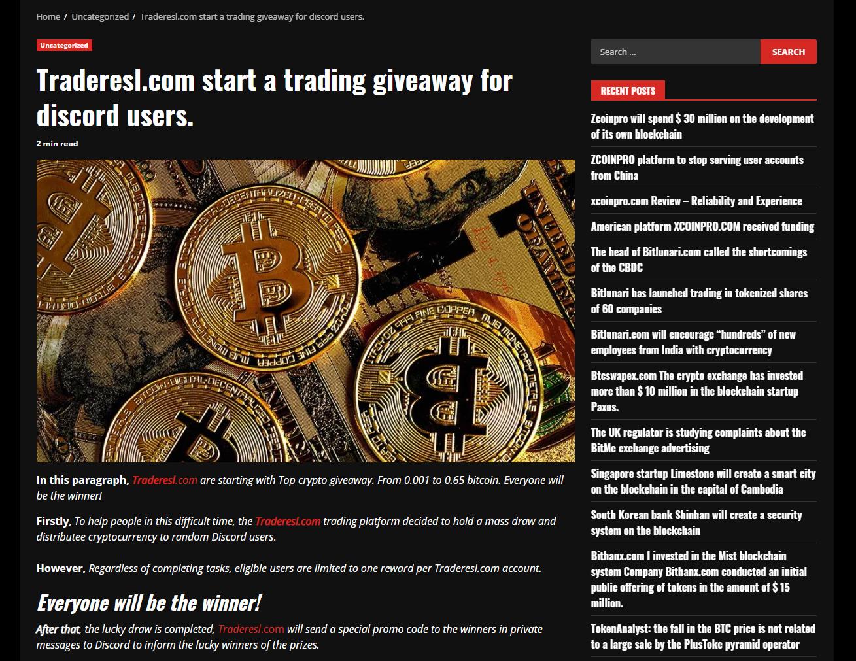 crypto exchange scam