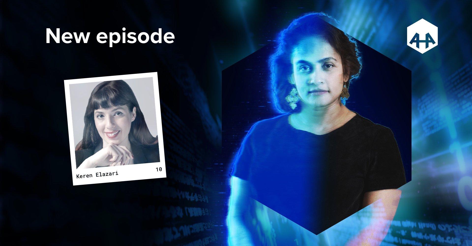Avast Hacker Archives Episode 10 – Keren Elazari | Avast