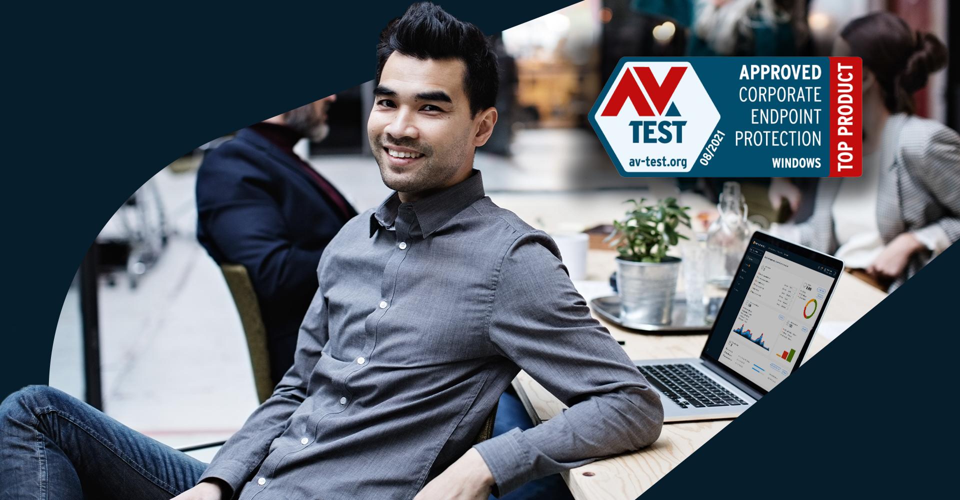 Avast Business Takes Home AV-TEST Top Rated Award | Avast