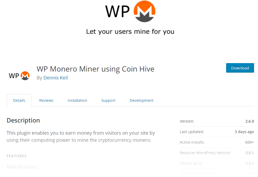 Image 3 - Monero Miner Blog Post