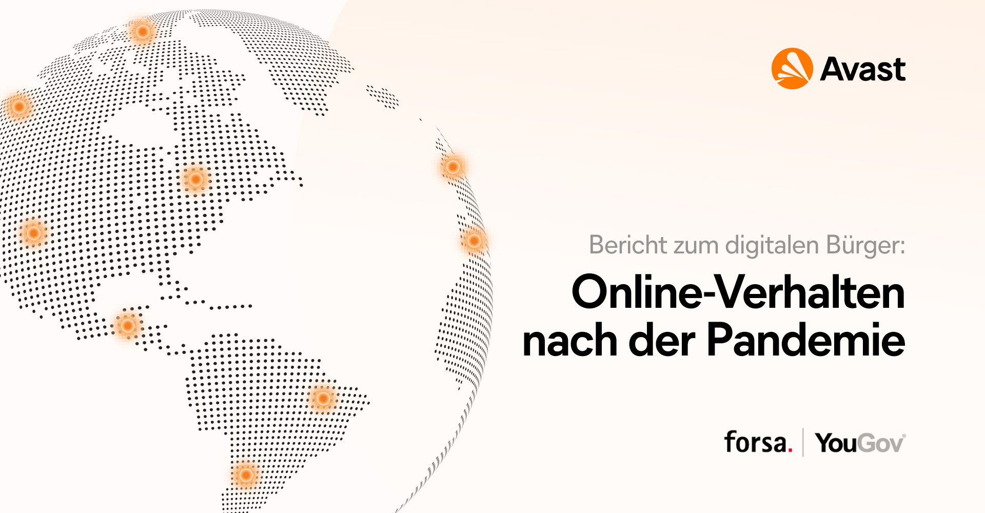 Pandemie Internet-Nutzer globale Auswirkungen