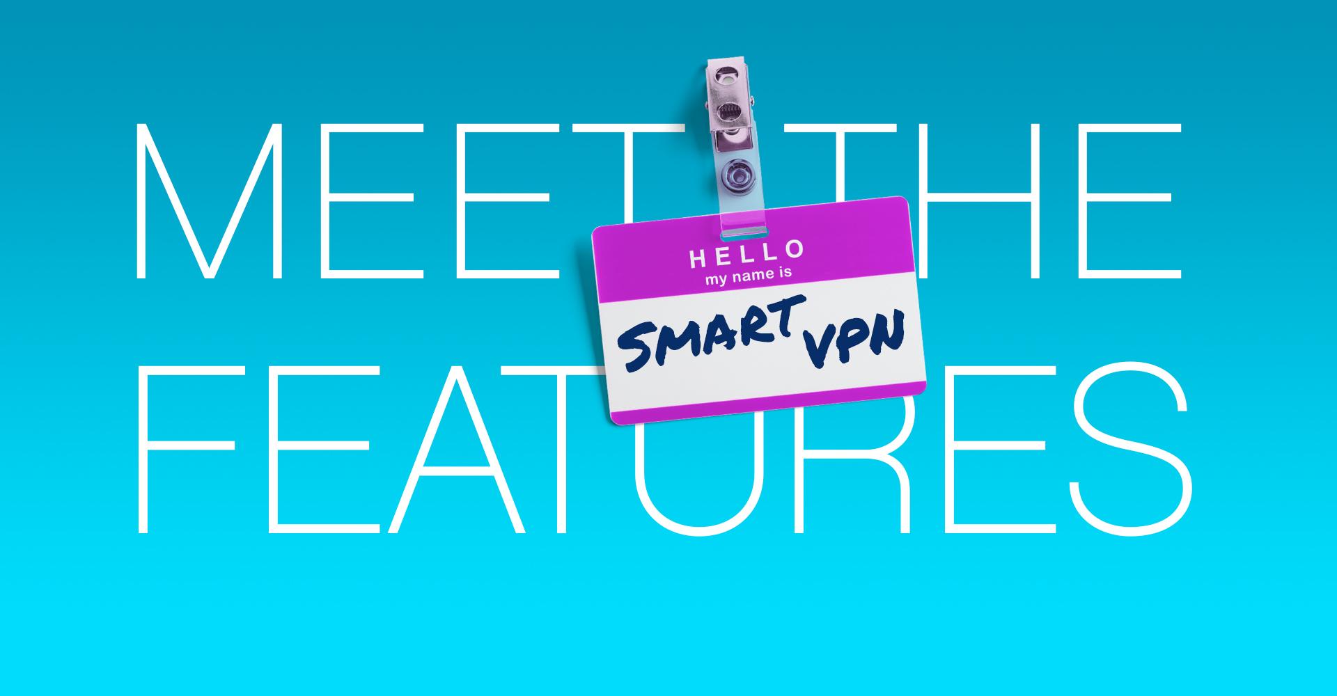 Smart VPN Mode | Avast